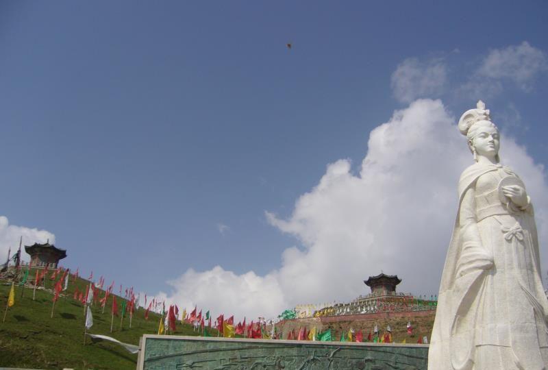 日月山,青海高原的皇冠!登高望远,美景无限好,哪怕是黄昏