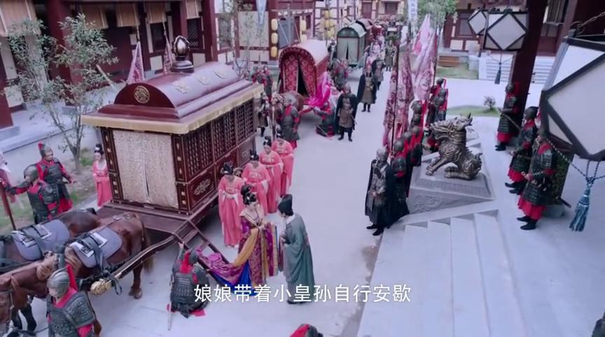 大唐荣耀:皇上逃亡,杨贵妃的猫独占一辆马车,却唯独不见珍珠