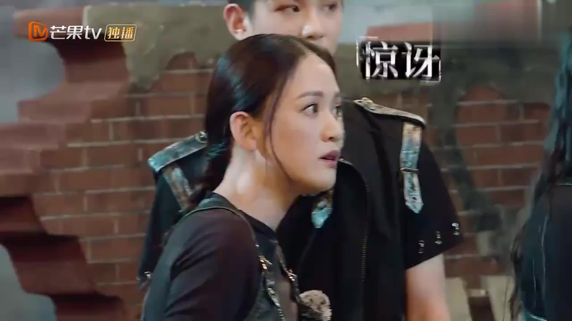 张翰展示迷之技能,黄明昊秒变小迷弟,陈乔恩挑战以尴尬收场!