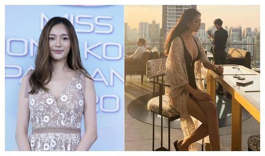「香港小姐2020」长腿陈桢怡生活奢华爱游埠
