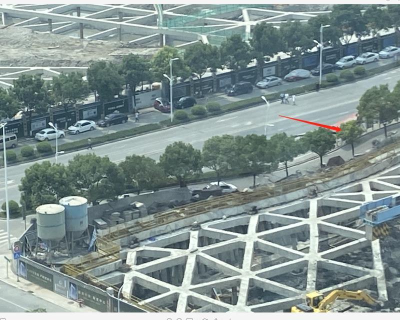 温州瓯海中心区尚辉路路面坍塌 官方通报