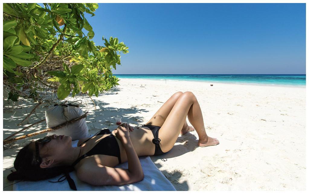 泰国普吉岛一处神秘海滩,引朋友圈争论,网友:穷人思维!