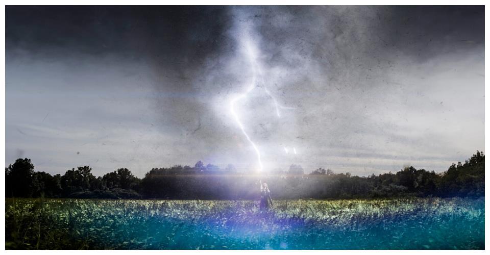 电影里,那些电闪雷鸣的经典场面,第一个当然是雷神