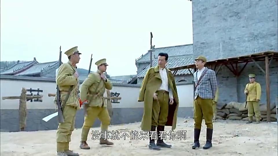 鬼子想收回自卫队,派人督导训练,实际就是监视