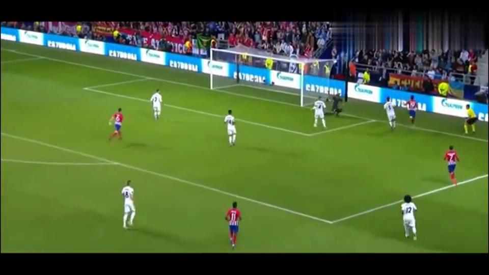 欧洲超级杯皇马惨败马德里竞技看看C罗在的时候是如何拯救皇马的