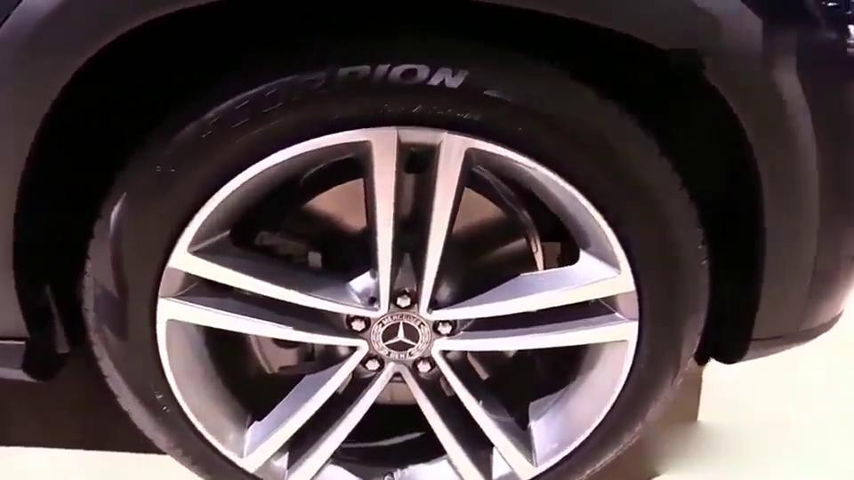 视频:2020款全新奔驰GLE450,智能化全面升级