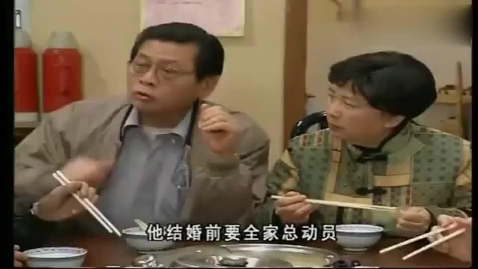 外来媳妇本地郎:阿祖结婚搞中式婚礼,阿宗当证婚人,阿光造花桥