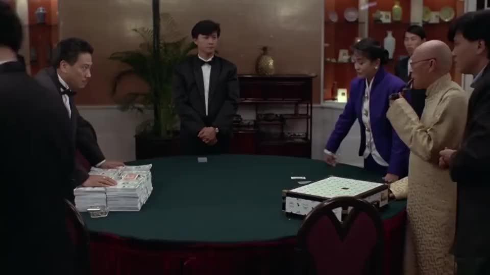 影视:吴孟达在赌桌上赶尽杀绝,没想到大起大落仅在一瞬间!
