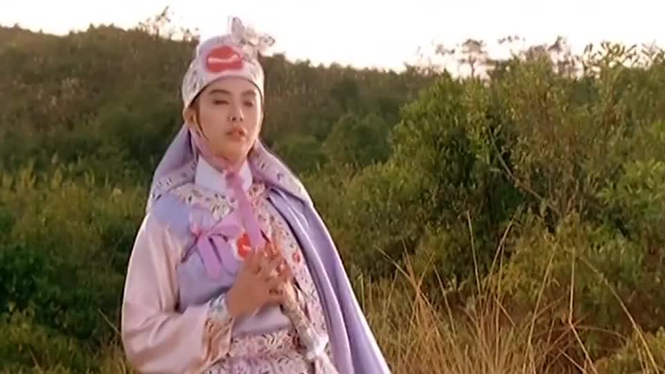 洪七公为追女孩,找欧阳锋当军师,一首无厘头情歌俘获女孩芳心