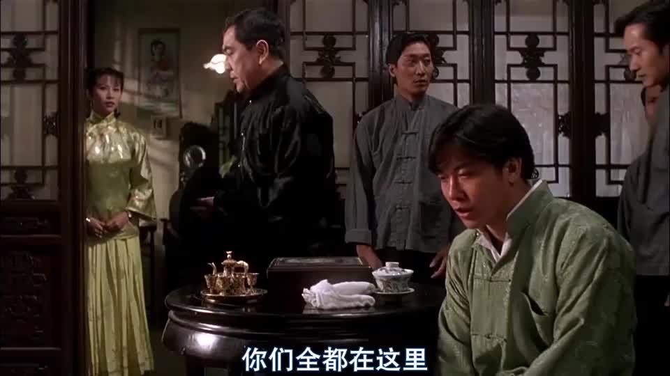 精武门被下挑战书,群龙无首,霍廷恩决定决战船越文夫