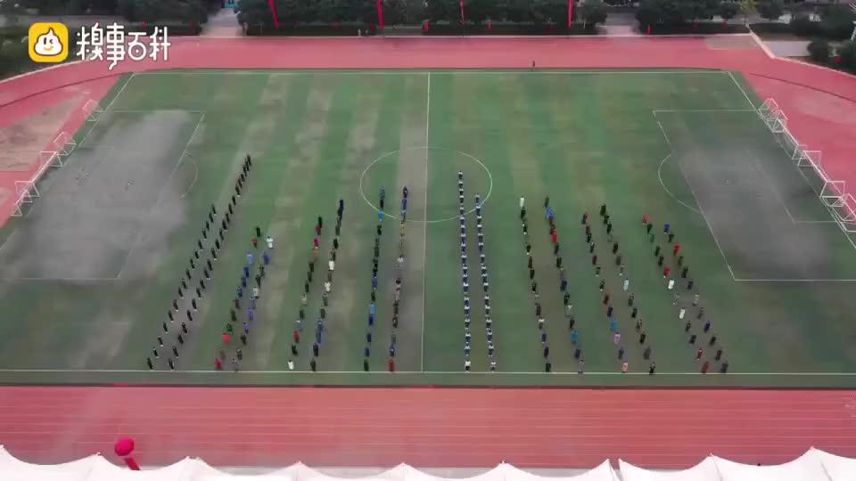 你们想看的包头市蒙古族中学校园广播操蒙古舞《土尔扈特之韵》