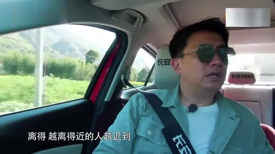 向往的生活2:黄磊讲诉和黄渤约饭堵车趣事,何炅感叹!