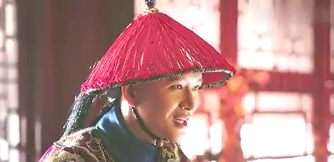 皇上命李玉给嘉贵妃送来一支步摇,却是不名贵的红玉髓!