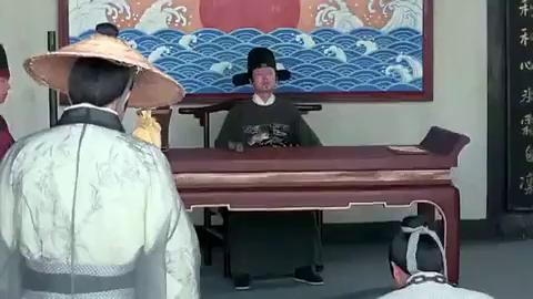 神机妙算刘伯温:知县动用私刑