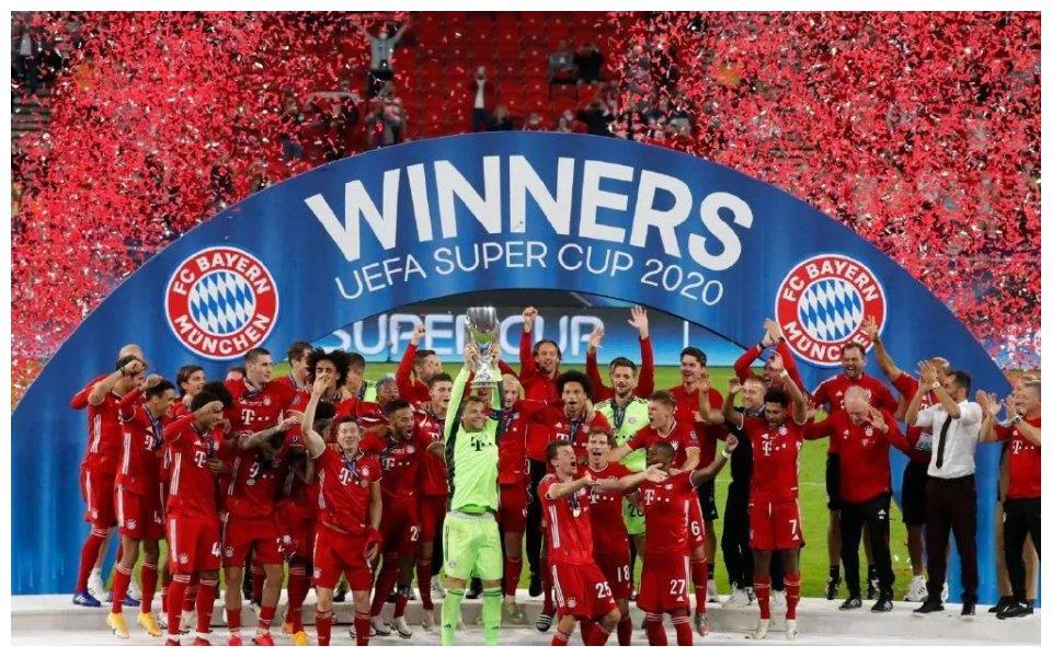 欧冠冠军拜仁慕尼黑对阵欧联杯冠军塞维利亚