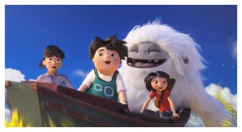 电影《雪人奇缘》一个美梦的童话