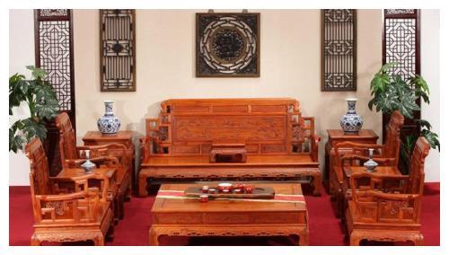红木家具买回家后,怎么摆放可以让居室更精彩?