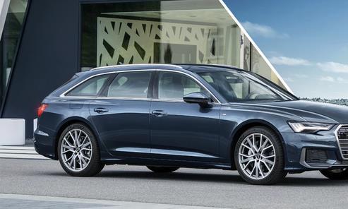 全新奥迪A6旅行车家族上市售价44.98-56.08万元
