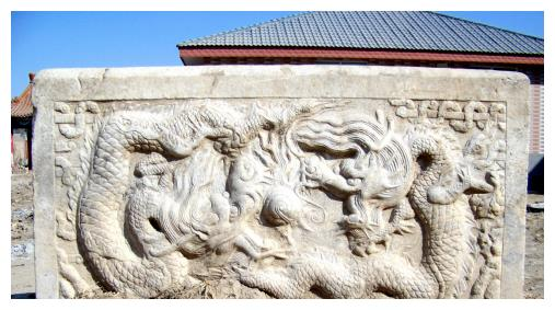 雄安新区雄县胡台村的明代石碑