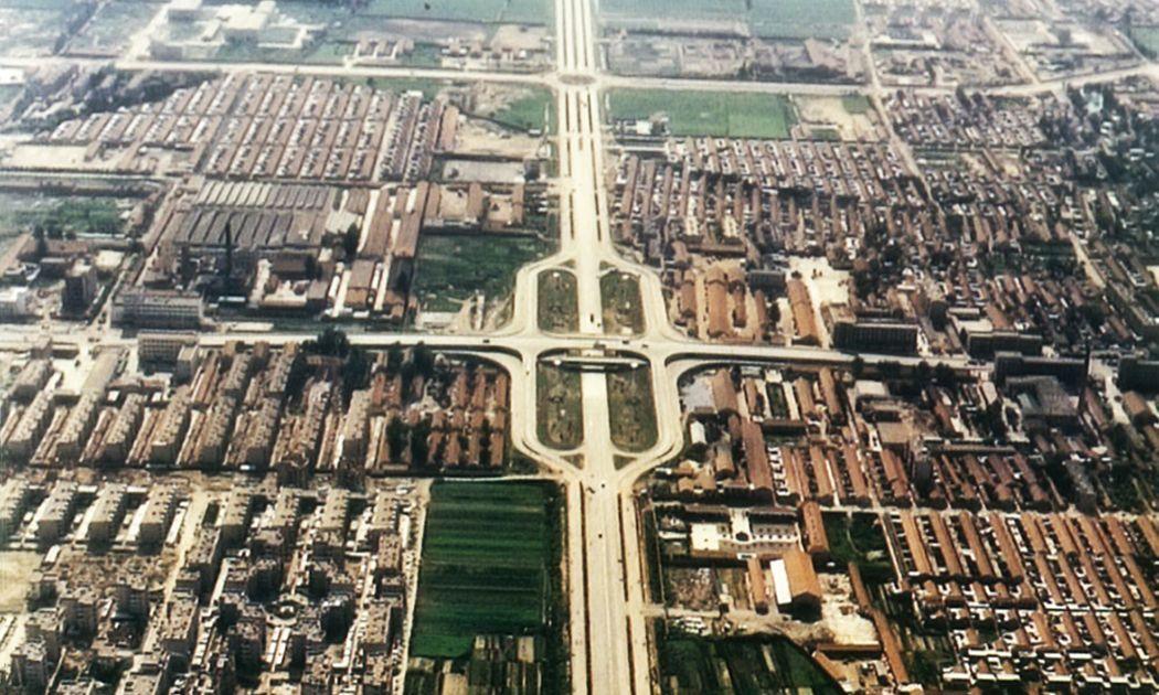 山东烟台莱阳市旧照片,那时的莱阳,你还认识吗?
