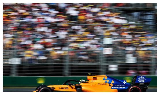 查铎:F1比赛变得乏味源于最低重量限制上涨