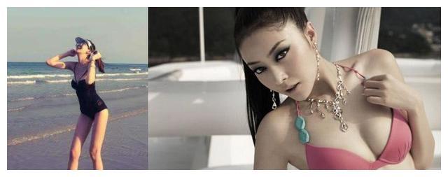 林志颖不晒娇妻陈若仪的正面照,只因她脸歪长得难看吗