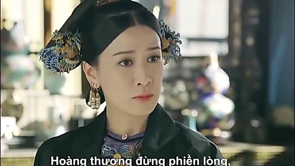 魏璎珞服用避子汤被袁春望出卖,皇帝将她打入冷宫!