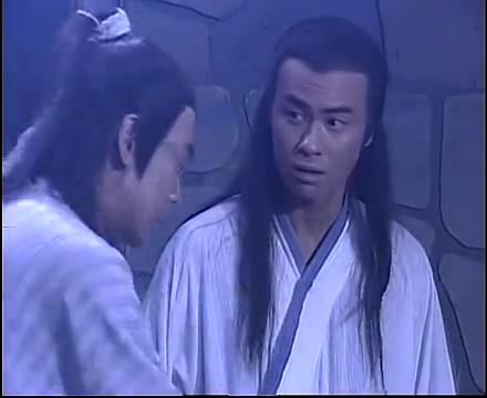 绝代双骄:小鱼儿发现江玉郎的小秘密,不料江玉郎反嘲讽他没文化