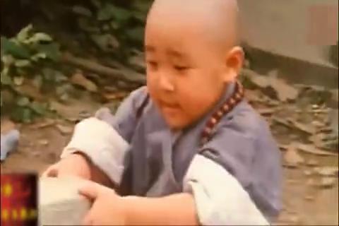 释小龙小时候练功这么帅,郝劭文唱的和尚摆乌龙太逗了