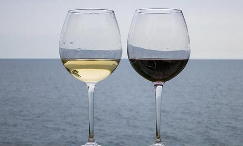 干红葡萄酒与干白葡萄酒有什么区别,那个对身体更好?