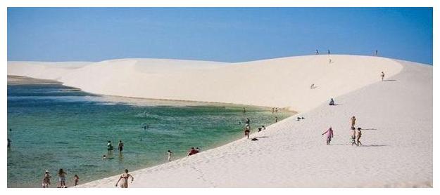 世界上失败的沙漠:没有漫天黄沙,却有遍地湖泊鱼虾成群