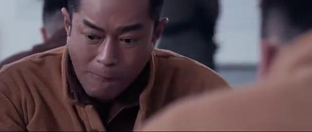 反贪风暴4:林峰知道古天乐是卧底,为了让他证明清白牺牲了兄弟