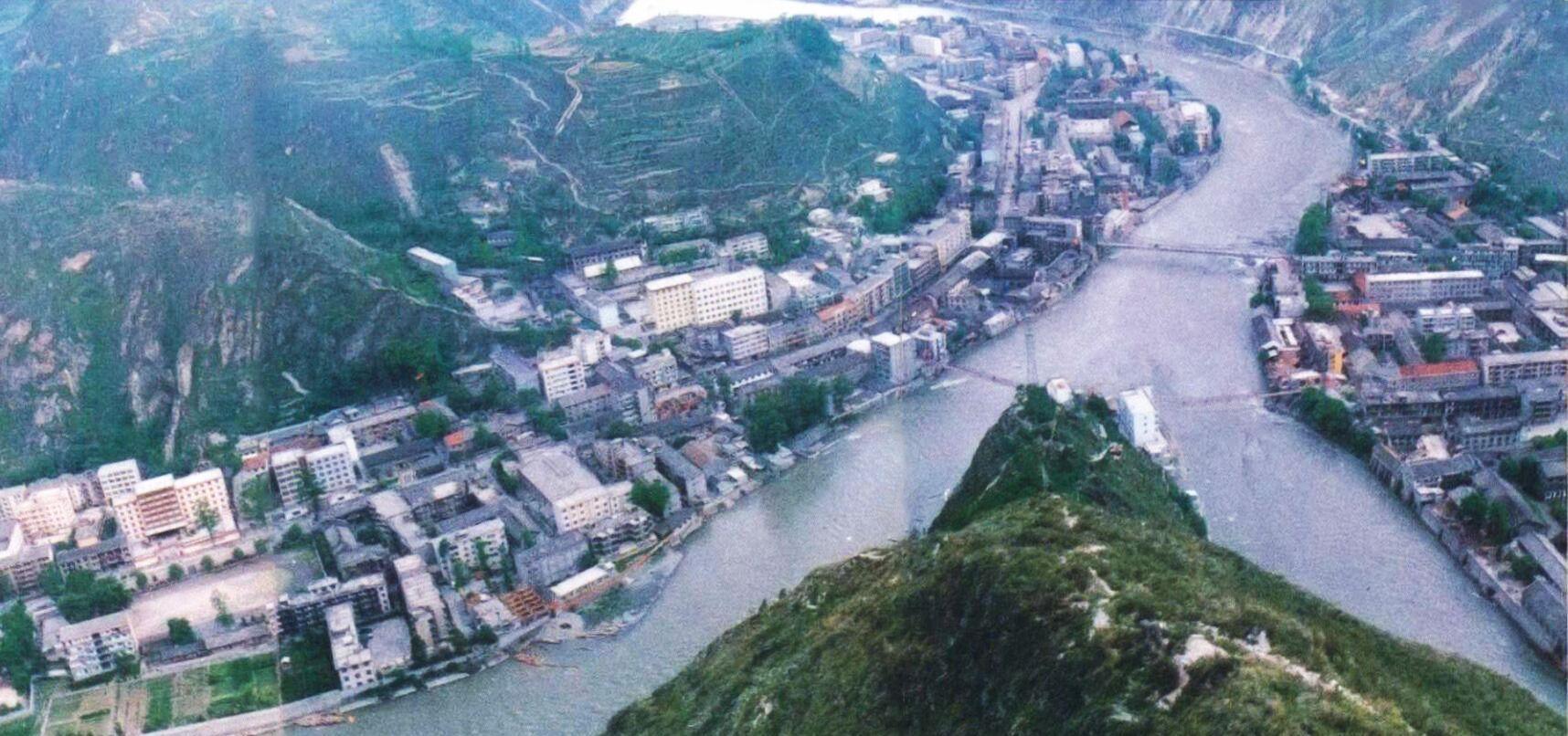 记忆中的汶川,不随时间流逝而消失,一组汶川旧照,祝福汶川