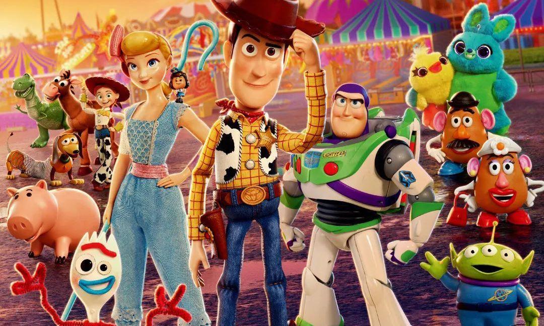 新片上映丨《玩具总动员4》上线,重逢玩伴,无限可能