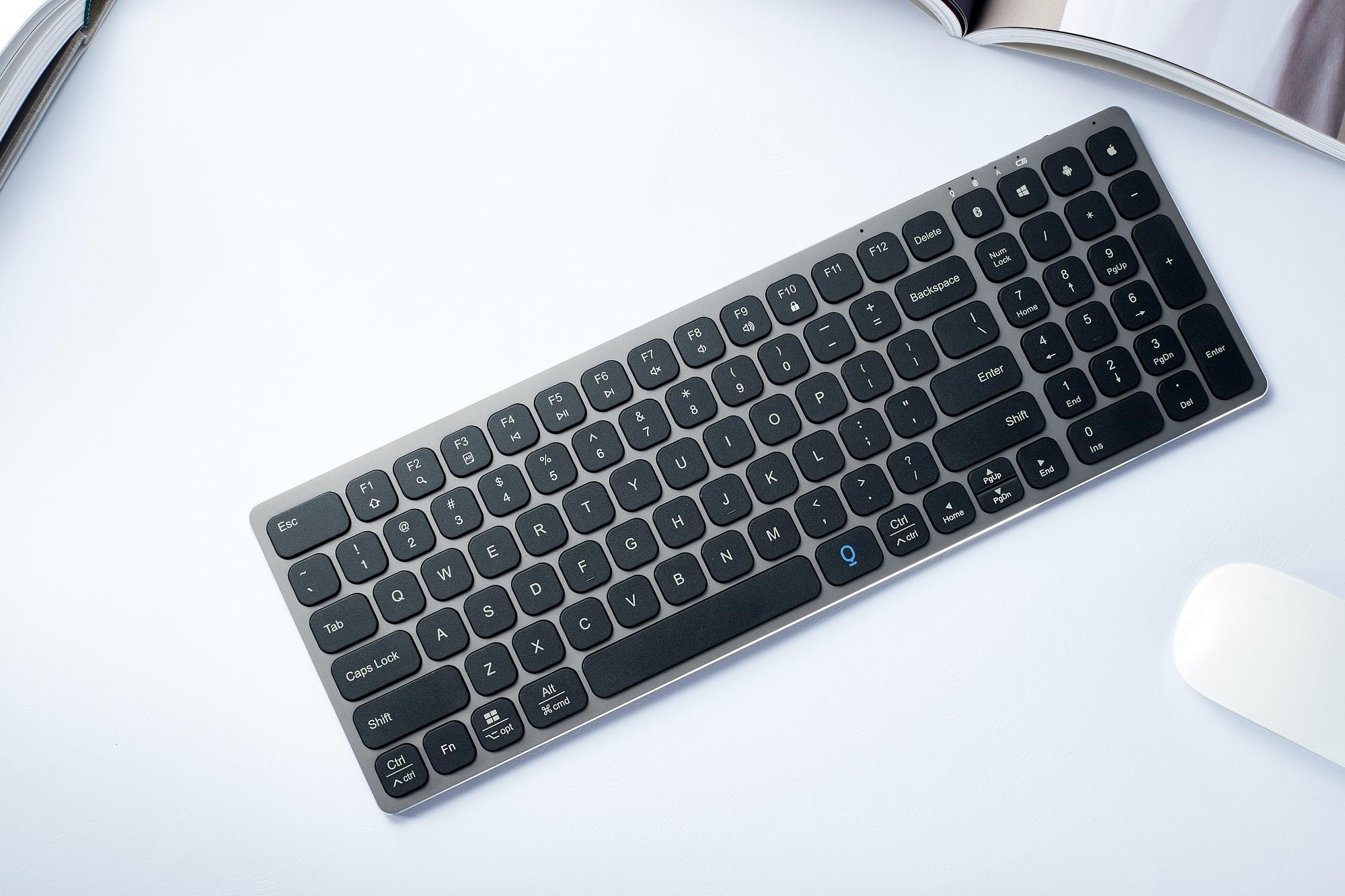 讯飞智能键盘K710图赏 1分钟输400字的黑科技