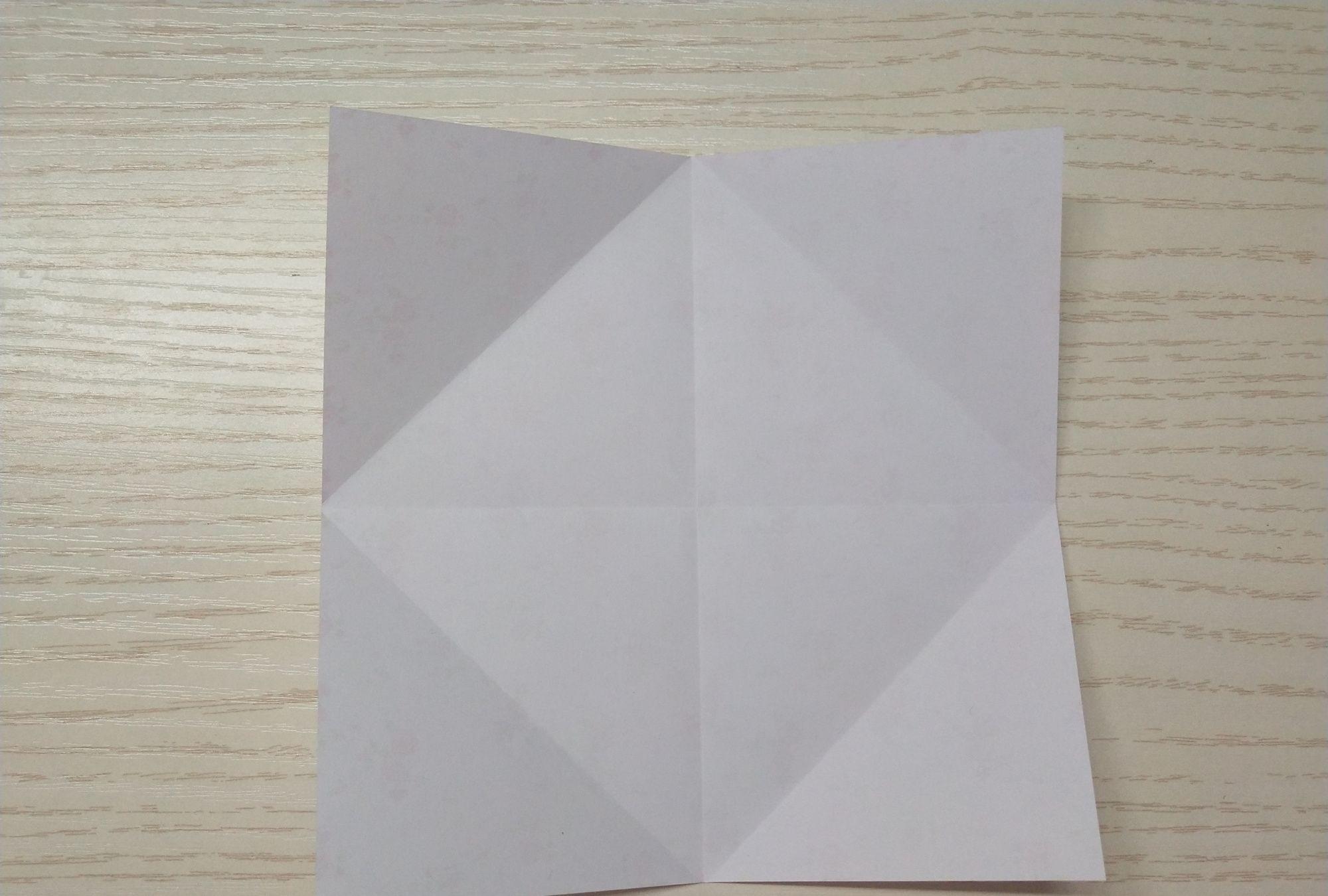 手工马苏盒折纸教程