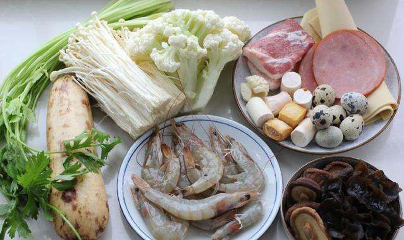 家常版麻辣香锅制作过程