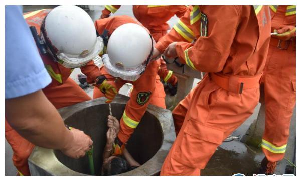 永春:26岁女子与丈夫吵架后 坠入8米深井