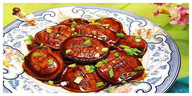 食在湖南、味在衡阳,湘菜经典——红煨素鲍鱼,软滑鲜香扑面而来