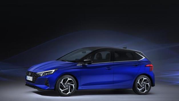 现代全新一代i20全副武装,铆足了劲,角逐欧洲最强小车