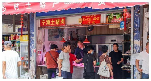 长丰一菜市场边上的早餐店,光煎饺一早上就能卖出1000+只…
