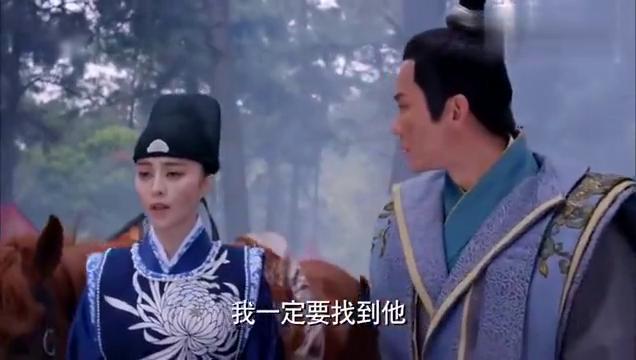 武媚娘和李牧遇到大唐的军队,太子挑选嫔妃,看到佳人太像武媚娘