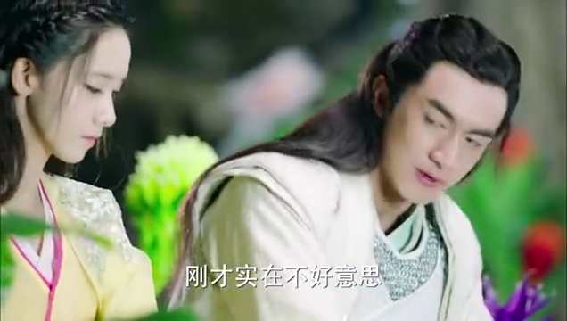 武神赵子龙:轻衣对子龙刮目相看,两人互诉真心,真是幸福