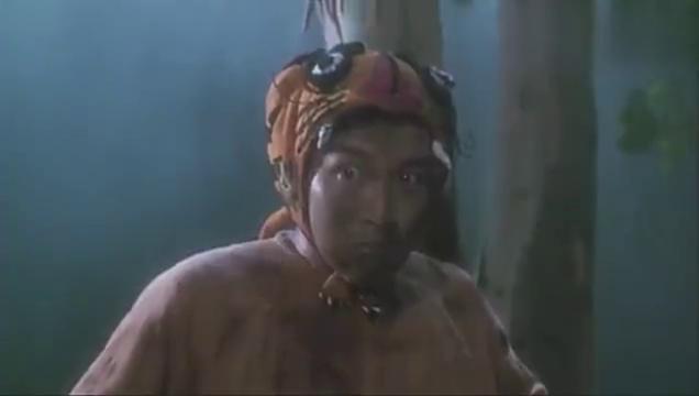 林青霞周星驰经典片段,是星爷英雄救美?还是故意捣乱?