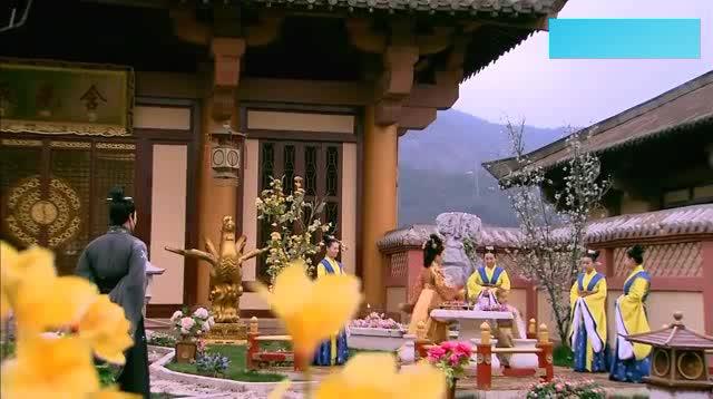 陆贞传奇:痴傻皇后陪小太子玩,无意间提起陆贞,高湛竟一脸笑意