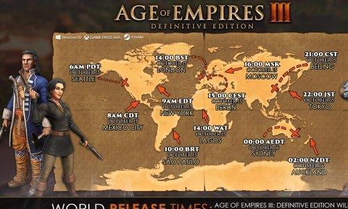 《帝国时代3决定版》预载已开启三种UI界面自由选择