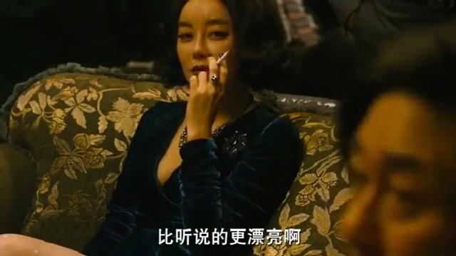 韩国犯罪动作电影:崔岷植领着马东锡去跟黑帮谈判差点领了盒饭