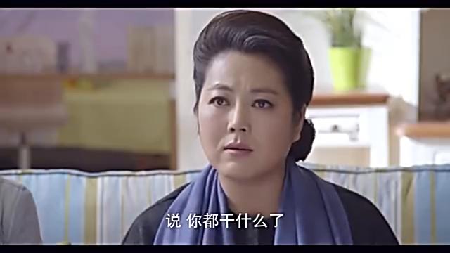 黄大妮不明白小儿子为什么被抓走,在大家的质问下终于得知真相