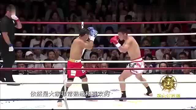 日本拳王自家门口遭暴揍,当着观众的面挨打不敢砸拳,真丢人!