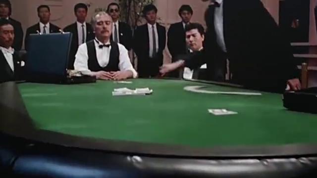 这部经典赌片,谭咏麟上演计中计,套路深得日本高手拆不穿